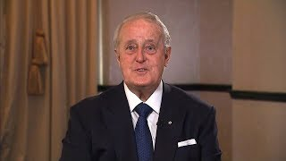 Brian Mulroney on his eulogy for George H. W. Bush