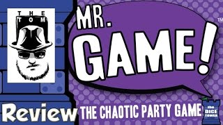 Mr  Game! Review - with Tom Vasel