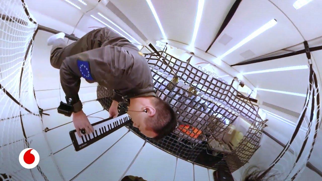 Música en gravedad cero: así serán los instrumentos de los viajes espaciales