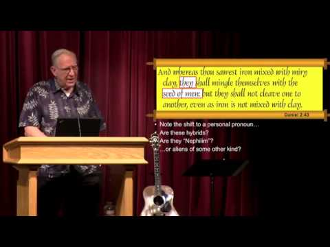 Chuck Missler    Transhumanism