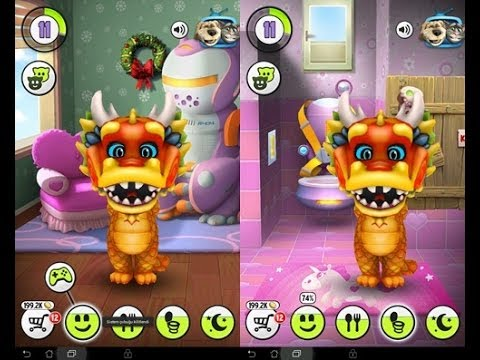Image result for My Talking Tom 2