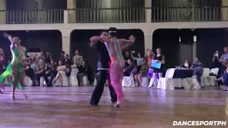 2nd Gay Dancesport Competition: ChaChaCha Group Rumble Semi-Final