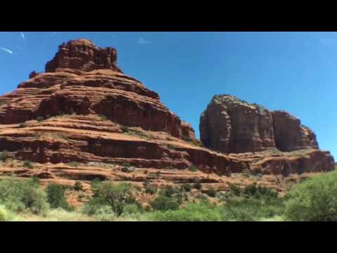 Red Rock Trails Coconino National Forest Sedona Arizona