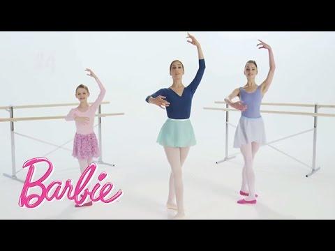 Italiano: Lezione di Danza 2 di Barbie e le Scarpette Rosa