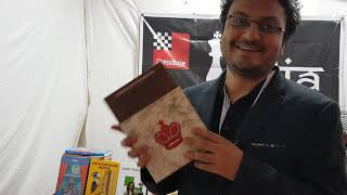 The best quality chess books at the ChessBase India stall in Goa!