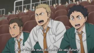 FLY HIGH!!   BURNOUT SYNDROMES  Opening 4 Haikyuu Legendado