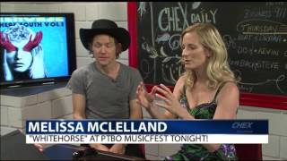 CHEX Daily - Whitehorse Interview