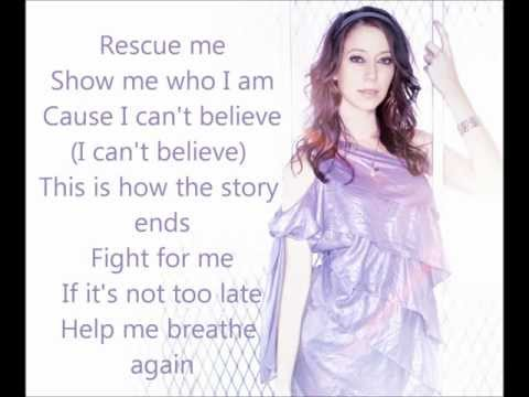 Kerrie Roberts-Rescue Me Lyrics