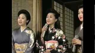 心の糸, Enka singers: Before and After.