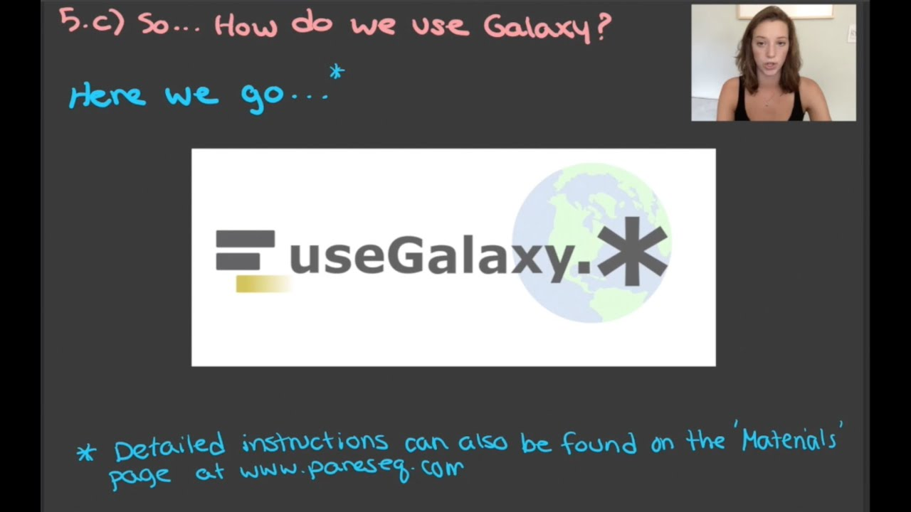 PARE Seq Galaxy Data Entry and Analysis Tutorial