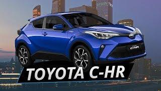 Что думает о Toyota CH-R главный редактор мужского журнала? | Тачки Михайлова