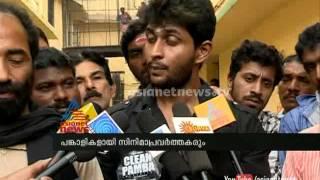 Kaushik Babu(Swamy Ayyappan  Fame) participate clean sabarimala project : Sabarimala 2014