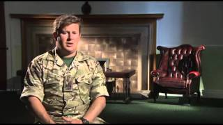 George Cross 75th Anniversary - WO Kim Hughes