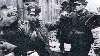 Как во время Второй Мировой войны сдавались в плен солдаты разных стран