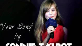 Connie Talbot- Your Song(Cover)