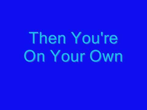 Blur - On Your Own Lyrics