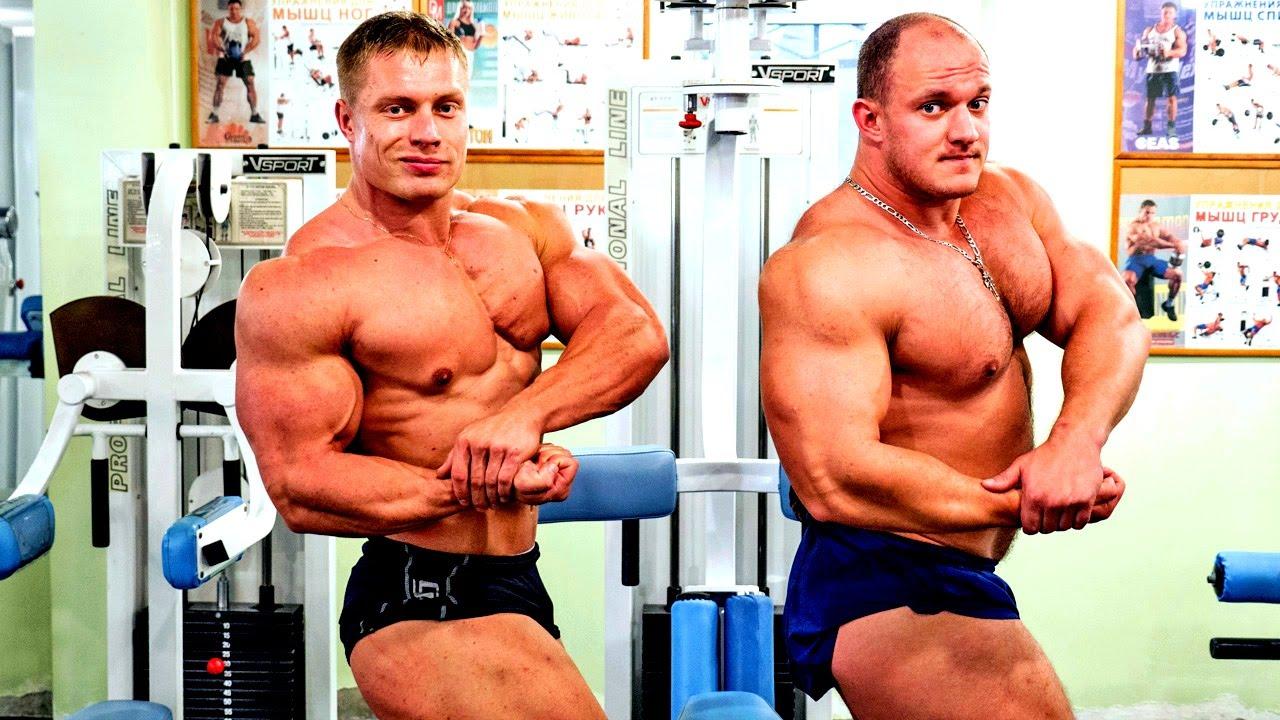 Мастурбация рост мышц