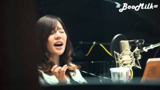【boomilk】140929 sunny fm date ailee dont touch me official