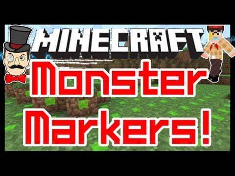 minecraft-mods---monster-marker-mod-!-check-spawn-points-for-hostile-mobs-!