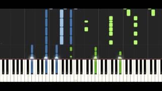 Elektronomia - Limitless - PIANO TUTORIAL