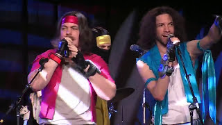 Starbomb NSP and TWRP performance at SXSW.