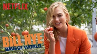 Bill Nye Saves The World - Season 3 | The Vegetable Bunker | Netflix