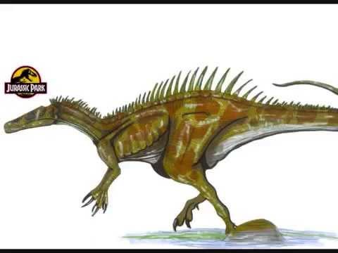 Juric Park- dinossauros em desenho musical