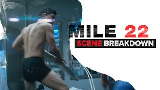 'Mile 22' Director Peter Berg Breaks Down Iko Uwais's Infirmary Fight Scene | Movieclips Trailers