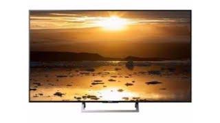 Sony BRAVIA KD-55X7000E 55 inch LED 4K TV Detail Specification