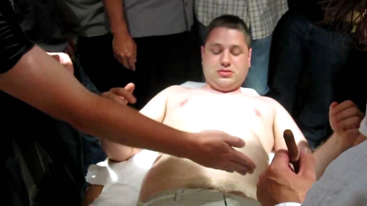 Mark Browne Chest Wax Big Balls 2010 Part 3 Youtube