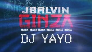 Download GINZA - DJ YAYO - J BALVIN MP3 song and Music Video