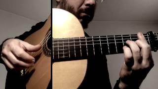 Flamenco Tremolo Exercise - 16 (Solea por Buleria (Solera) by Paco de Lucia)