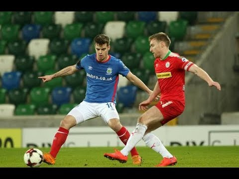 Linfield v Cliftonville 13/3/18