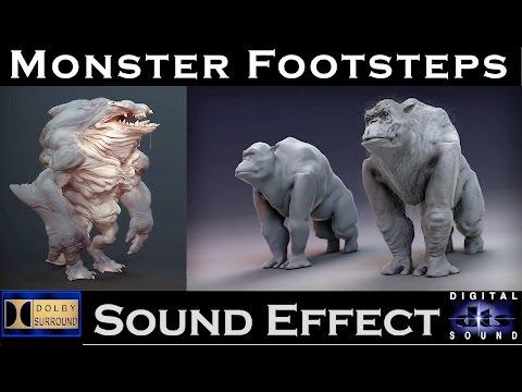 monster-footsteps-sound-effect-|-hi---res-audio
