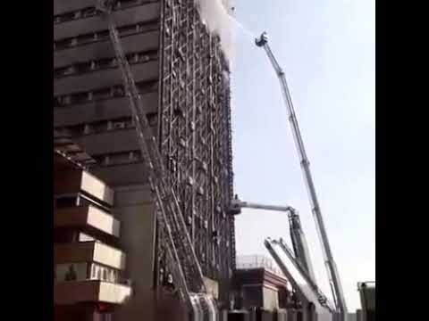 Explosion at the Bank of Lisbon building Johannesburg 05/09/
