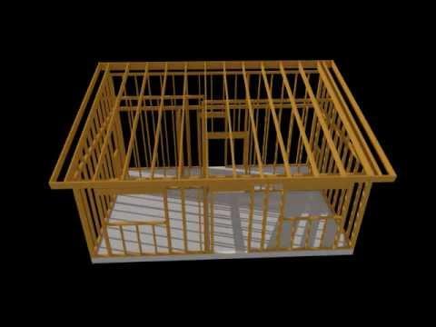 Casas prefabricadas de madera edu curso youtube - Youtube casas de madera ...