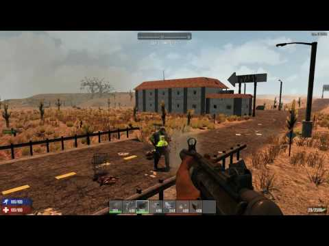 7 Days to Die ALPHA 16 how to use motion sensor and save energy