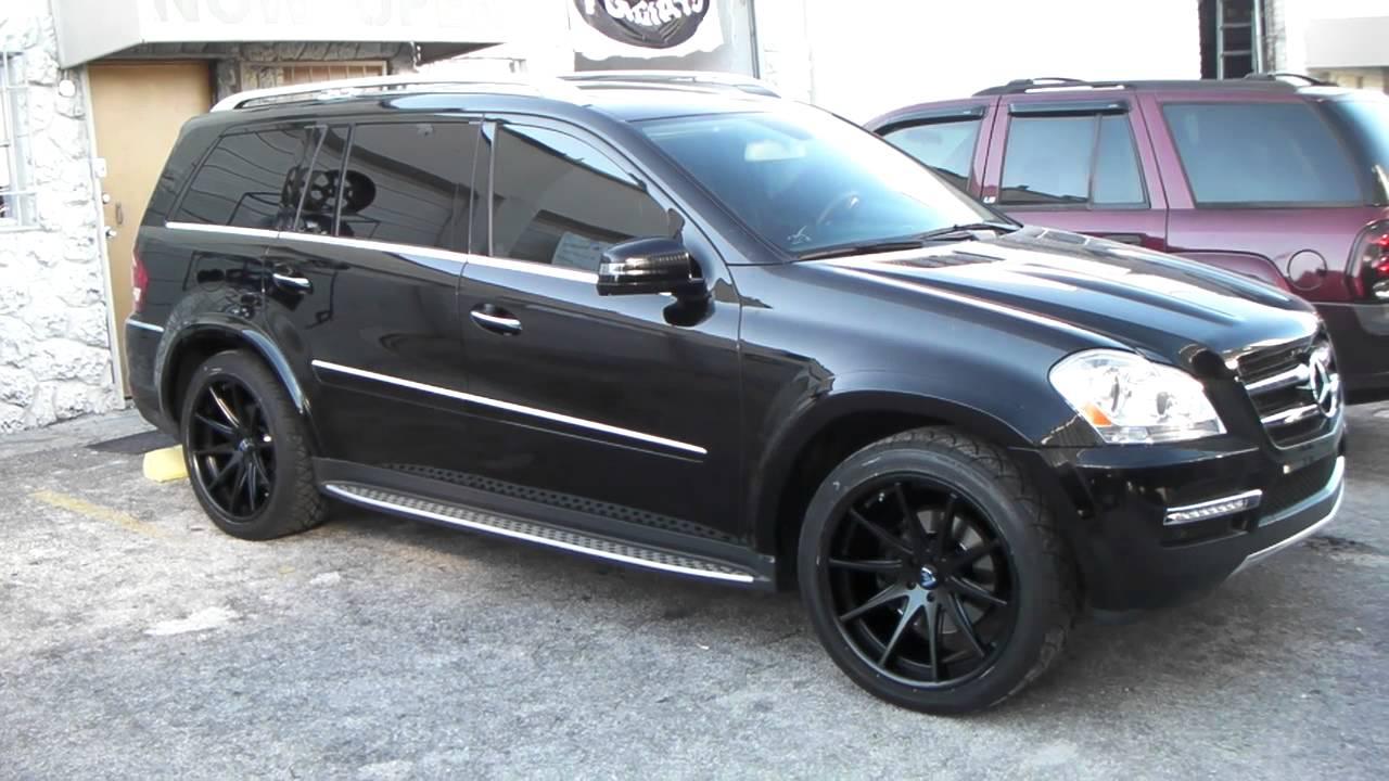 dubsandtirescom 22 inch rohana rc 10 wheels 2012 mercedes gl450 matte black concave rims