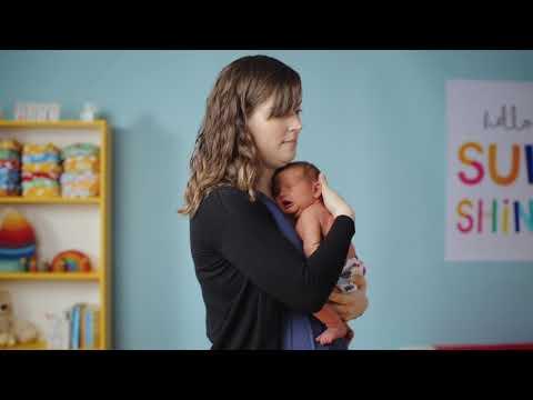 TotsBots Baby Box Reusable Nappy Kit