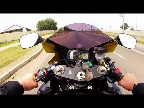 Suzuki Gsxr Top Speed St Gear
