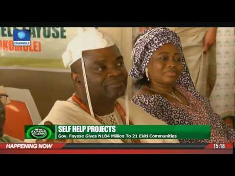 News Across Nigeria: APC Kaduna Chapter Holds Caucus Meeting