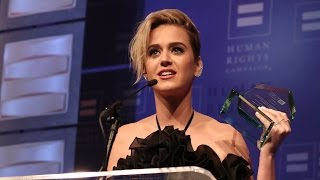 Katy Perry on Her Fame: 'All the Awards That I've Won Are Fake'