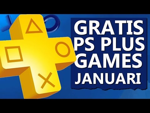 The FREE PLAYSTATION GAMES of JANUARY