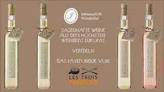 Wein vom Johanneli Fi Weinkeller und Les Trois Fondues. Ein Caquelon. Dreifacher Genuss.