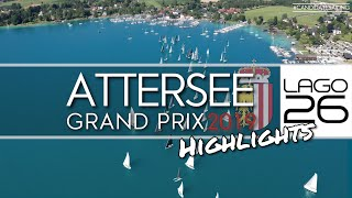 Attersee Highlights - Candidate Sailing Stories - Episode 13 (Lago 26 Special)