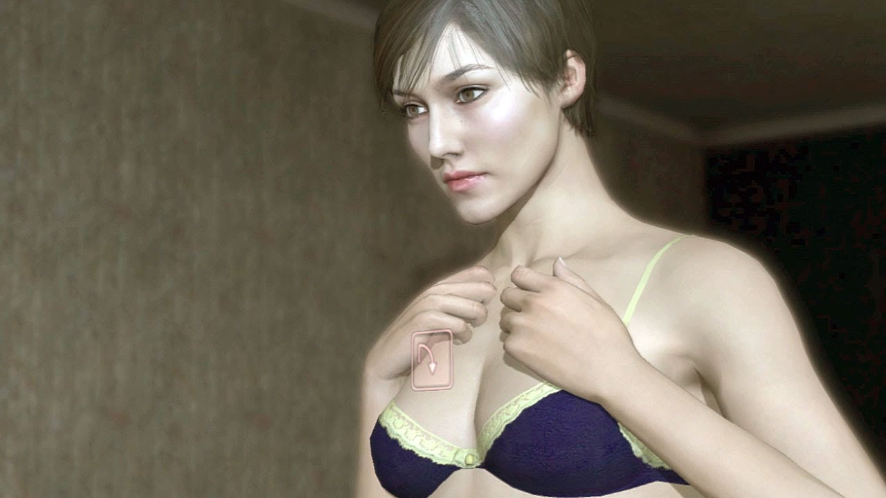 Heavy Rain - Sexy Girl - Gameplay
