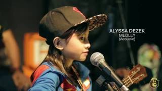 Download lagu Alyssa Dezek Medley MP3