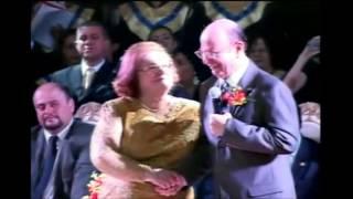 50 ANOS DE CASAMENTO Pastor Cyro e Pastora Ozaide