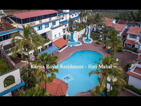 Karma Royal Residences - Haathi Mahal - Full Review | Luxury Hotels In Goa | Trip2Watch