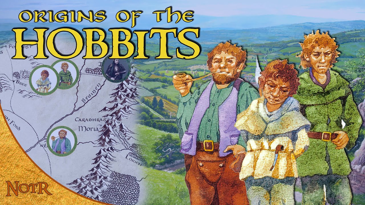 Download The Origin of Hobbits: Harfoots, Fallohides, and Stoors   Tolkien Explained